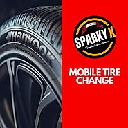 Mobile Tire Change Service