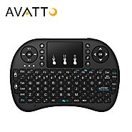 AVATTO i8 Wireless Mini Keyboard | Shop For Gamers