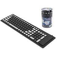 Foldable Flexible Keyboard Waterproof USB Wired | Shop For Gamers