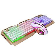 Gamdias V1 Robot Feel Gaming Keyboard And Mouse | Shop For Gamers