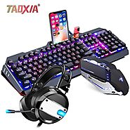 TA-SBTZ-G3G9 Mechanical Keyboard And Mouse Headset | Shop For Gamers