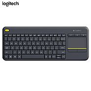 Logitech K400 Wireless Touch Keyboard | Shop For Gamers