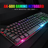IMice Gaming 104 Keycaps Mechanical Keyboard | Shop For Gamers