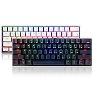 Royal Kludge RK61 Mechanical Gaming Keyboard | Shop For Gamers