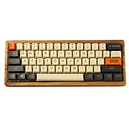 YMDK Carbon 61 87 MX Mechanical Keyboard | Shop For Gamers