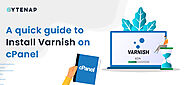 A quick guide to Install Varnish on cPanel | Varnish Cache