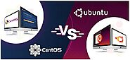 CentOS vs Ubuntu | Which One Is Best For Your Web Server | Bytenap