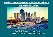 Real Estate Investment Services Atlanta - Rise Property Group