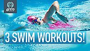 3 Essential Weekly Swim Workouts
