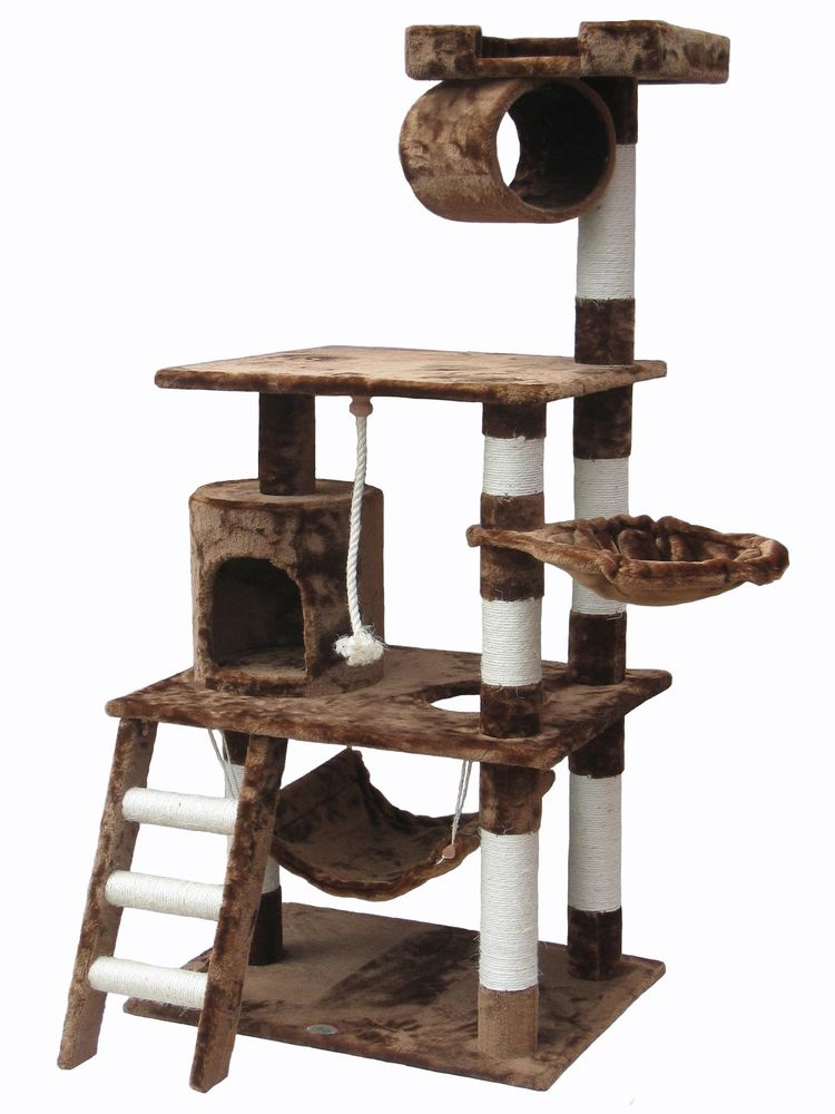 Headline for Best Deluxe Cat Activity Trees - Cheap Activity Centres