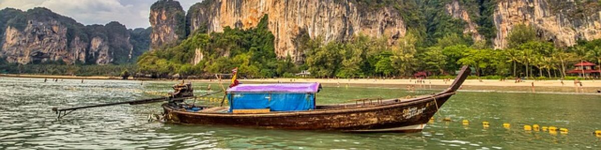 Headline for The Most Romantic Places in Thailand – Destinations to Celebrate Love!