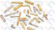Brass Pins for Plugs
