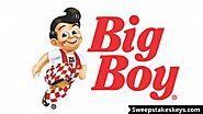 MyFrischsVisit.smg.com – Big Boy Survey Sweepstakes (Win $200 Gift Card)