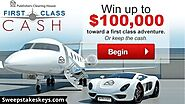 PCH First Class Cash Sweepstakes | PCH.com/sweepstakes