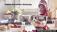 Debbie Macomber Giveaway 2020 - Win Prizes | Sweepstakeskeys
