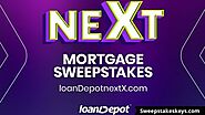 loanDepot NextX Mortgage Sweepstakes - www.loandepotnextx.com