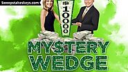 Mystery Wedge Win $10K Giveaway - Wheeloffortune.com