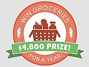 Second Street Groceries for a Year Sweepstakes | Sweepstakeskeys