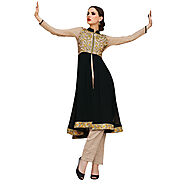 Black kurtis for all occasions