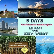 Amazing South Florida with Adventure Road Trip