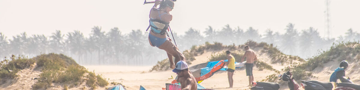 Headline for 5 Items for the Ultimate Packing List for a Kite Safari in Kalpitiya – Race Across the Surf in Style