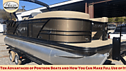 Ten Advantages of Pontoon Boats and How You Can Make Full Use of It