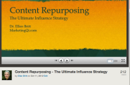 How to Use Slide Sharing Services to Easily Repurpose Your Content