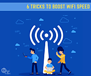 6 Tricks To Boost Your WiFi speed In 2020