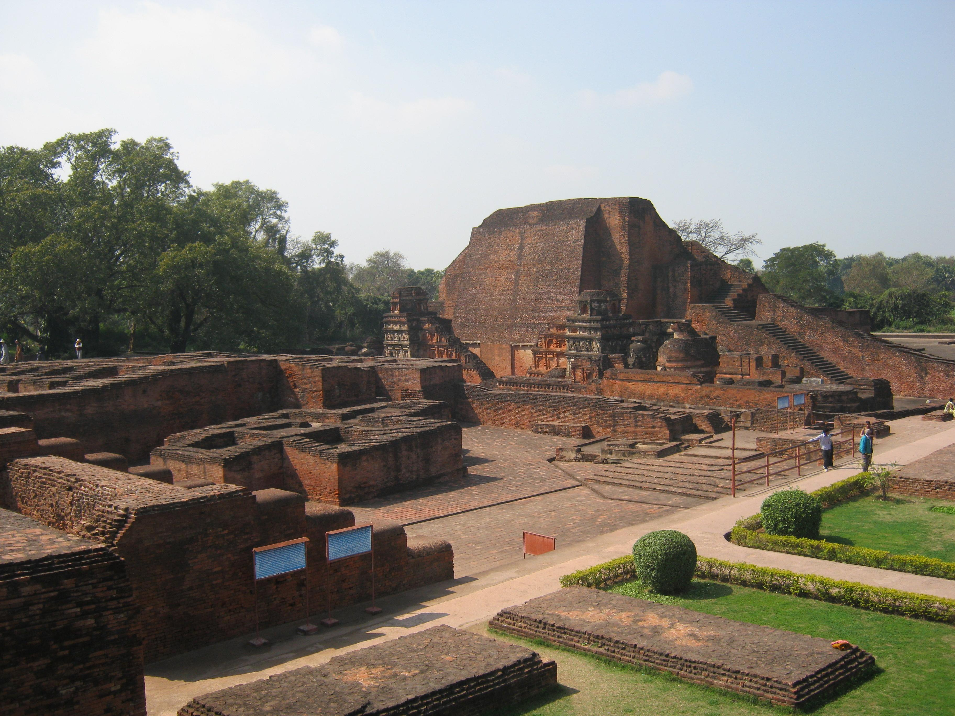 Headline for Amazing Facts About Nalanda University