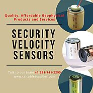 Security Velocity Sensors Houston TX