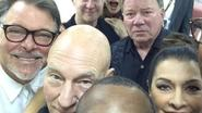 This is the greatest 'Star Trek' selfie ever taken