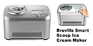 Breville Smart Scoop Ice Cream Maker Review | Best Guide
