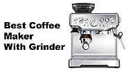 Best Coffee Maker With Built In grinder | Guide & Reviews