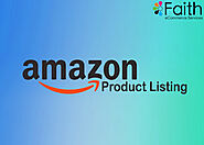 Professional Amazon Product Listing Services