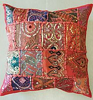 Patchwork Cushion cover 2