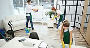 Why Do We Need Cleaning Services at Offices?