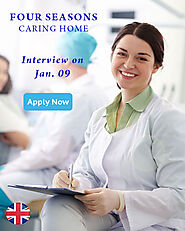 Nursing Jobs in UK for Indian (Kerala) Nurses