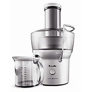 Breville the Juice Fountain Compact Wide-Mouth Slow Juicer- Kitchen Things