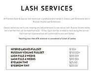 Get the Eyelash Extension Coquitlam For the More Gorgeous You - FilomenasalonSpa