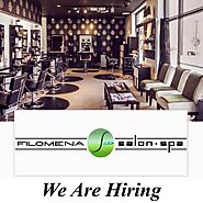 Best Hair Stylist Salon in Coquitlam - Filomena Salon Spa