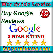 Buy Google Reviews | 100% safe and Permanent 5-star rating