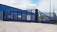 Sliding Gate Design Leeds | Electric Gate Leeds | Absolute Access