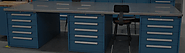 Tool Cabinet - Tool Storage Manufacturer in Ahmedabad, Gujarat, India
