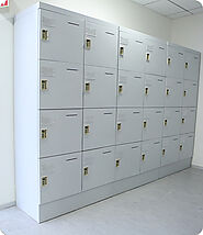 Storage Locker Manufacturers in Ahmedabad, India - Office Lockers