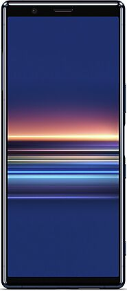 SIM Free Sony Xperia 5 128GB Mobile Phone - Blue | Deals Offers June 2020