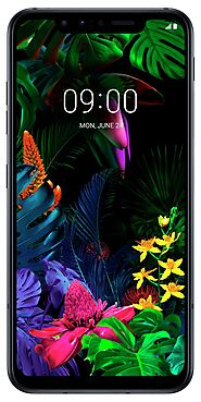 SIM Free LG G8S 128GB Mobile Phone - Black | Deals Offers June 2020