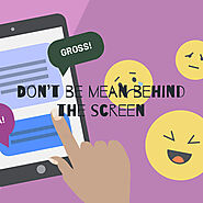Don't be mean behind the screen: A Podcast about Cyberbullying by Don't be mean behind the screen: A podcast about cy...