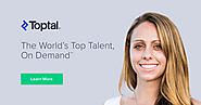 Toptal - Hire Freelance Talent from the Top 3%