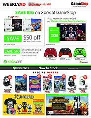 GameStop Weekly Ad - Early Ad Preview Coupons