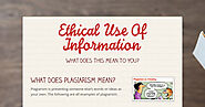 Ethical Use Of Information | Smore Newsletters